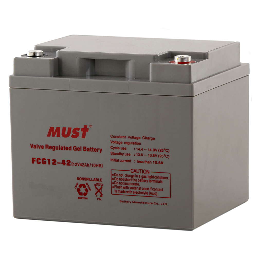 Gel Sealed Lead Acid Battery FCG Series 12V