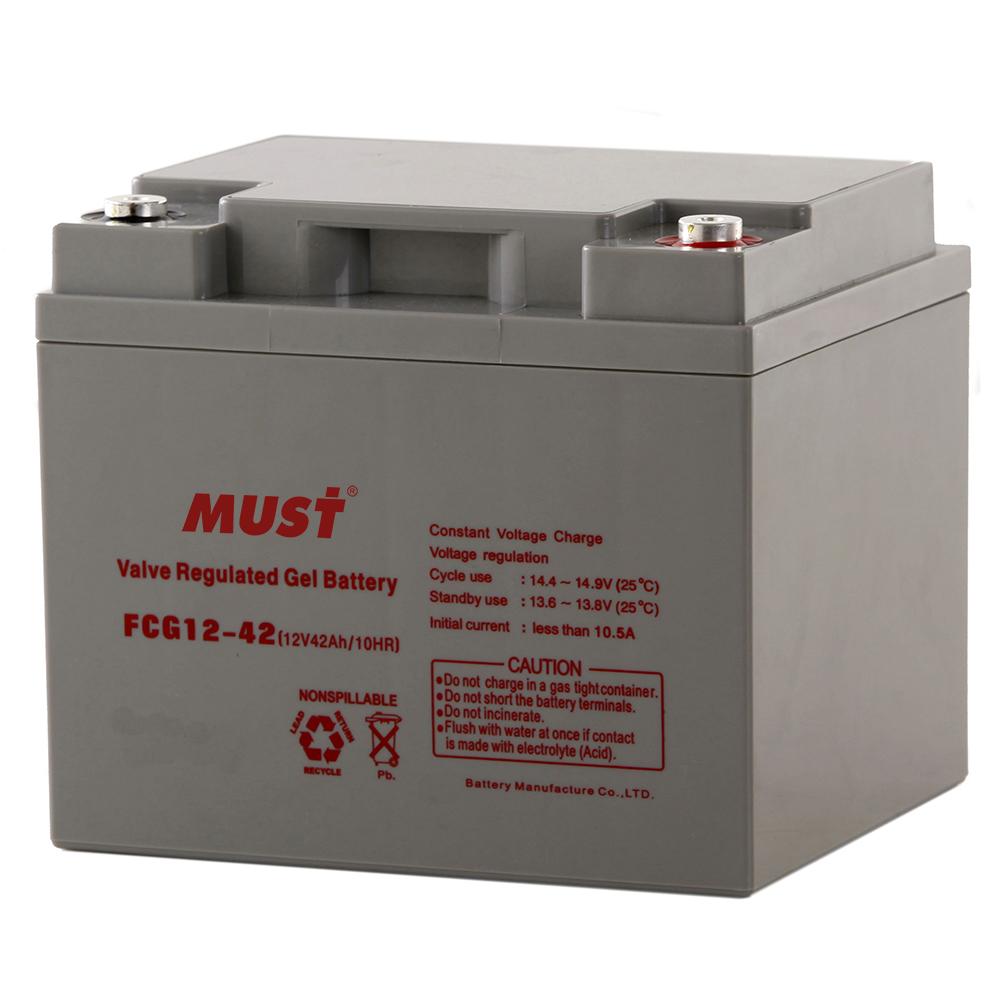 Gel Sealed Lead Acid Battery FCG Series 12V