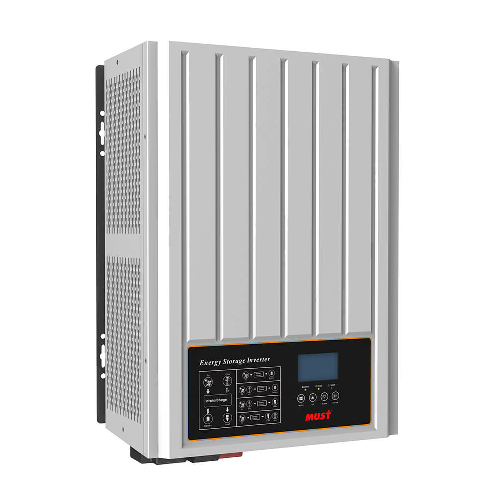 PH3000 Single-phase Series Low Frequency On/Off Grid Hybrid Solar Inverter (3-4KW)