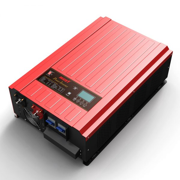 EP3000 Series Low Frequency Pure sine wave Inverter (8-12KW)
