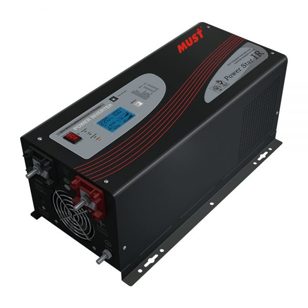 EP3000 Series Low Frequency Pure Sine Wave Inverter (1-6KW)