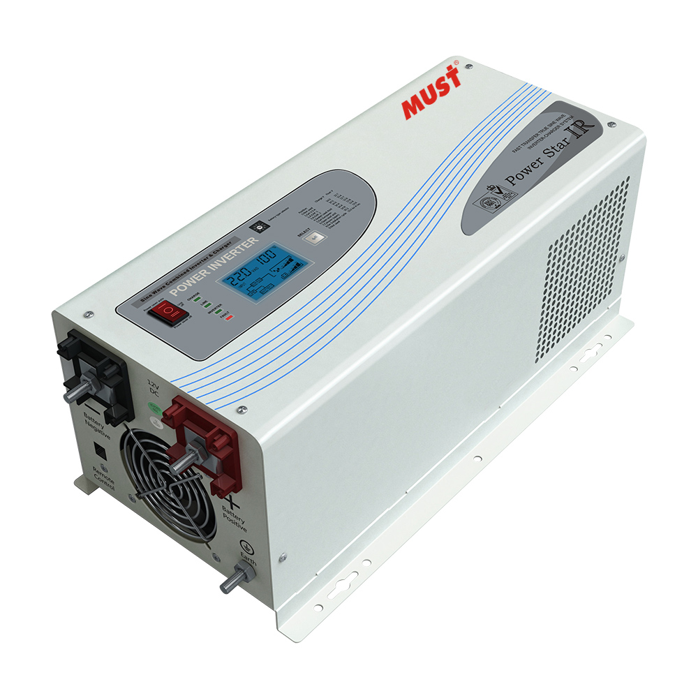 Off Grid Power Inverter Ep3000 Series Low Frequency Pure