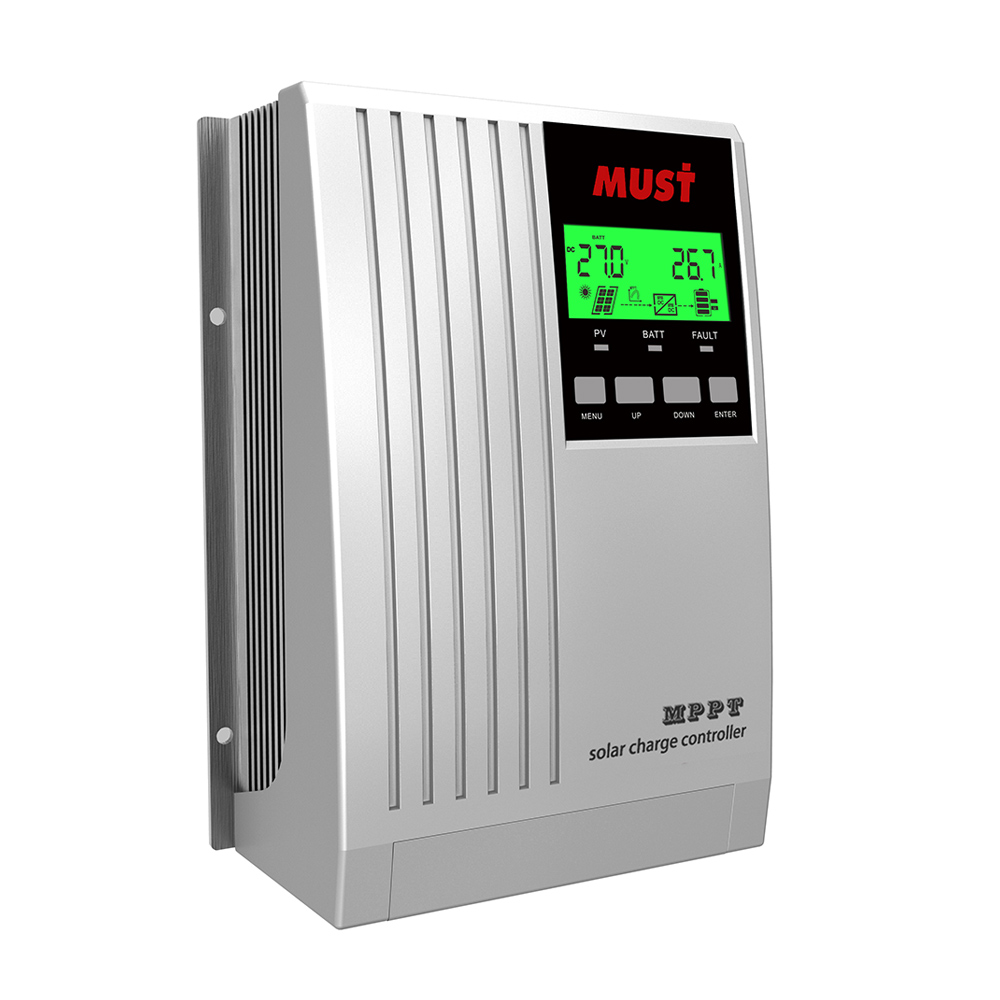 PC1600A Series MPPT Solar Charge Controller (20-40A)