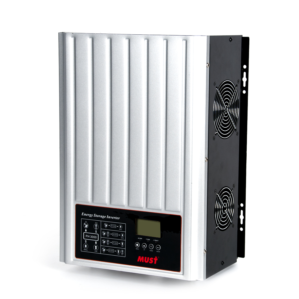 On Off Grid Hybrid Solar Invertersolar Inverter Ph3000