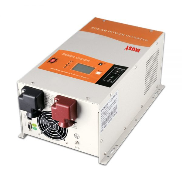 PV3000 MPPT Series Low Frequency Off Grid Solar Inverter (1-6KW)