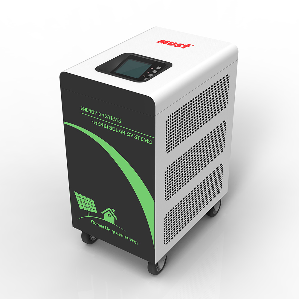 PH3000 Three-phase Series Low Frequency On/Off Grid Hybrid Solar Inverter (9-12KW)