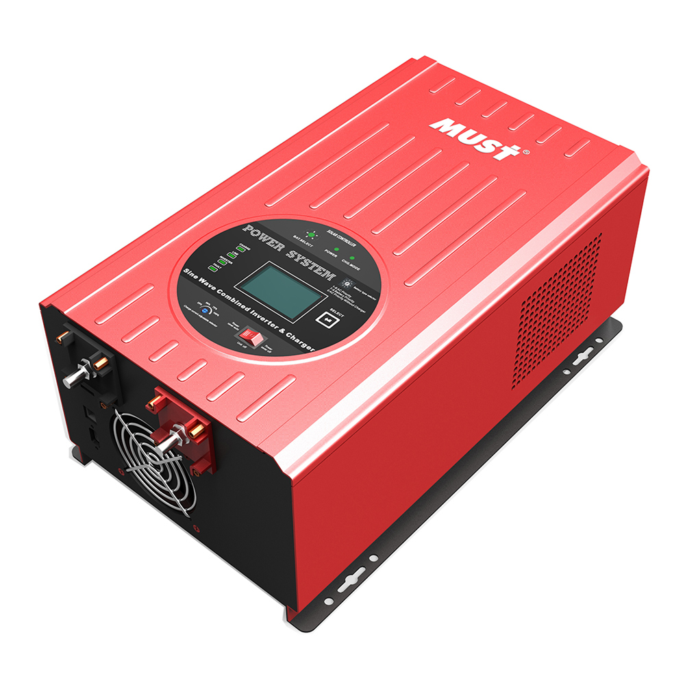 PV3000 MPK Series Low Frequency Off Grid Solar Inverter (1-6KW)