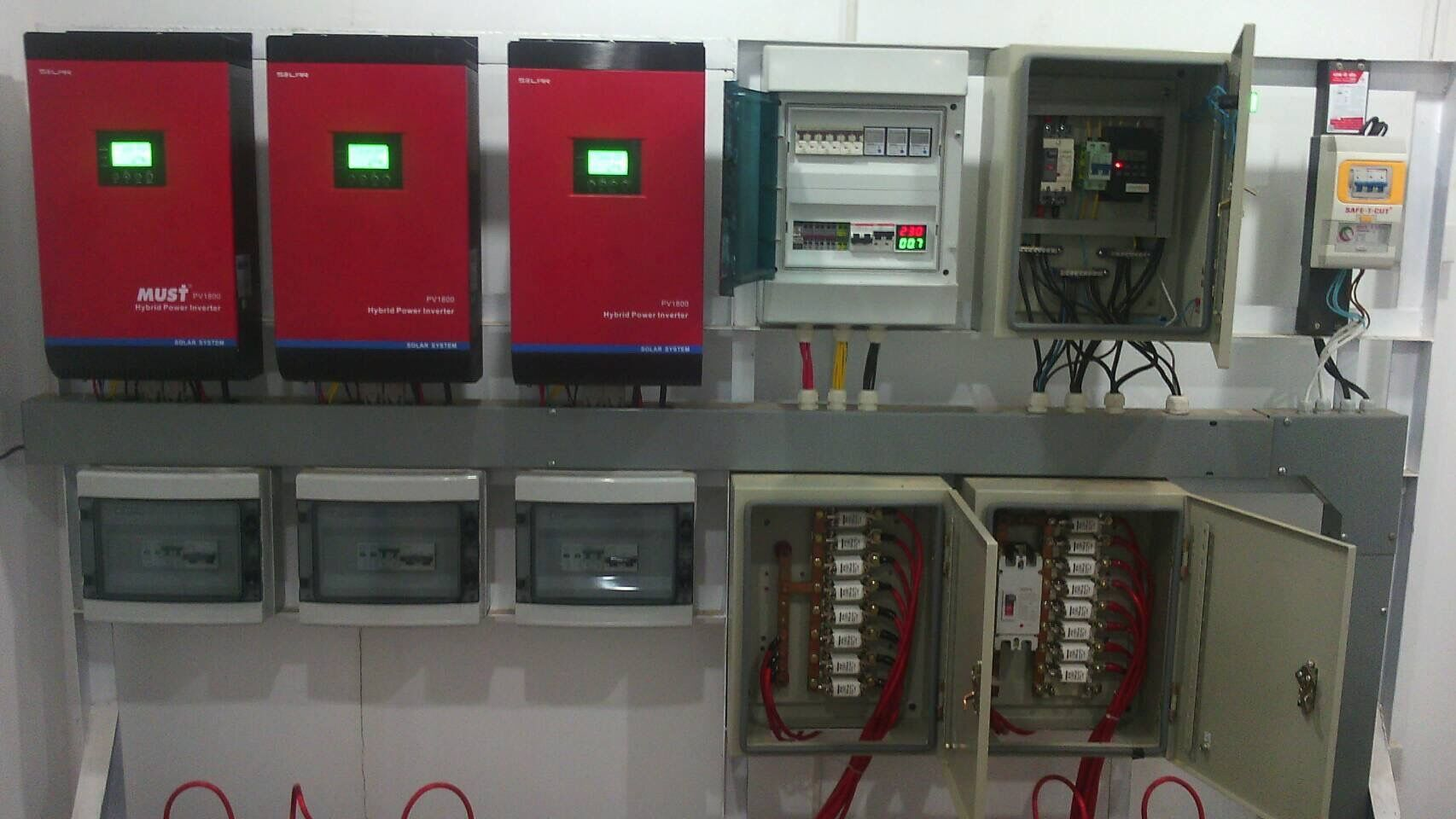 Solar Inverter Power Inverter Solar Charge Controller