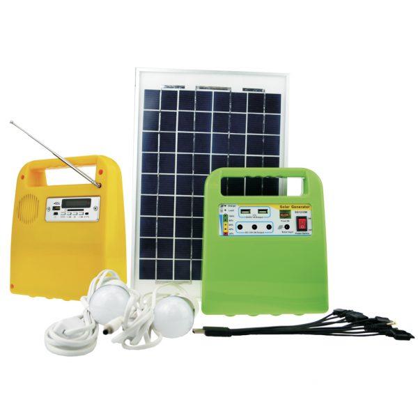 PS1000 Series DC Solar Lighting System (10W)
