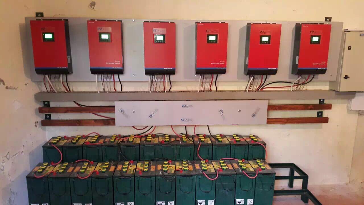 Installation Portfolio Must Energy