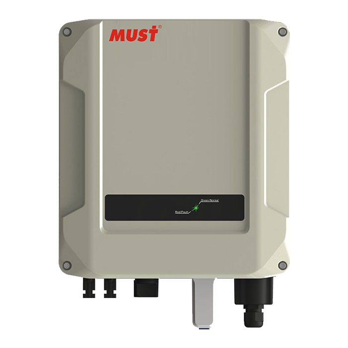 PH2000 MPPT DTL Series Single Phase On Grid Solar Inverter (3.6-5KW)