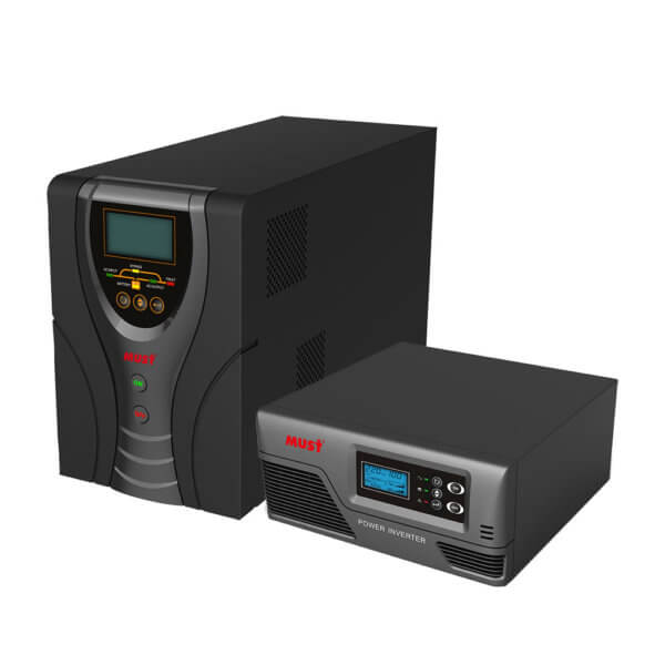 EP2000 Pro Series Low Frequency Pure Sine Wave Inverter (300-1000W)