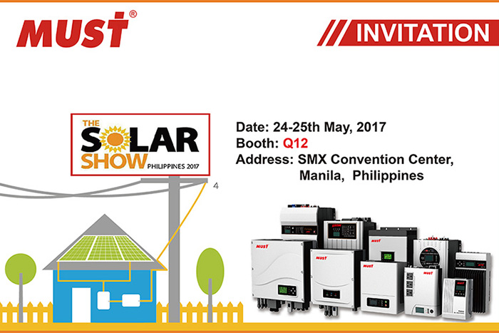 The Solar Show Philippines (2017)