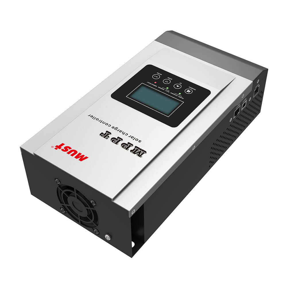 PC1800F Series MPPT Solar Charge Controller (60/80/100A)