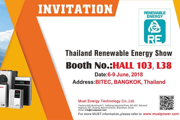 Thailand Renewable Energy Show