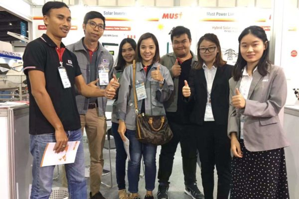 MUST – Thailand Renewable Energy Show 2018