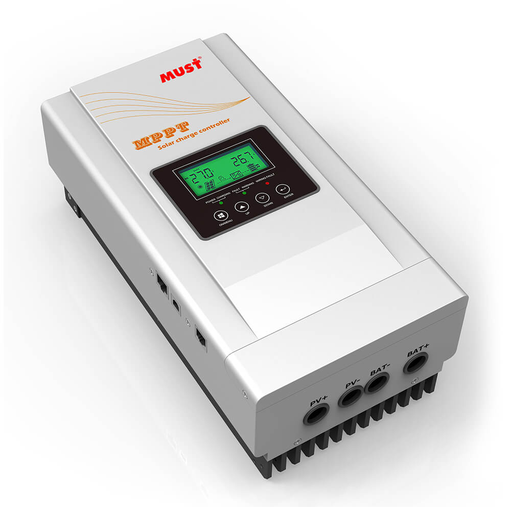 PC1800A Series MPPT Solar Charge Controller (60/80A)