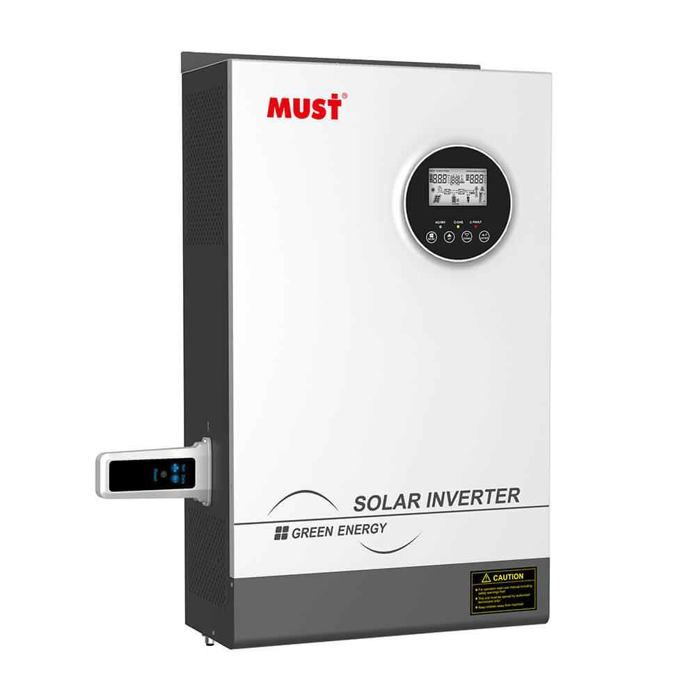 PV1800 Pro Series High Frequency Off Grid Solar Inverter (3/5.2KW)