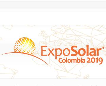 ExpoSolar Colombia 2019 & INTER LUMI 2019