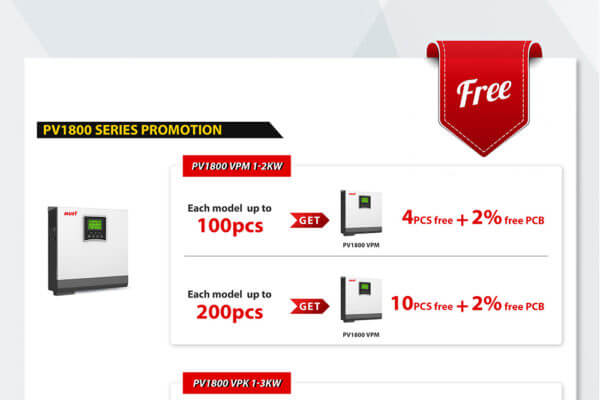 NEW!!! MUST SALES PROMOTION IN AUGUST
