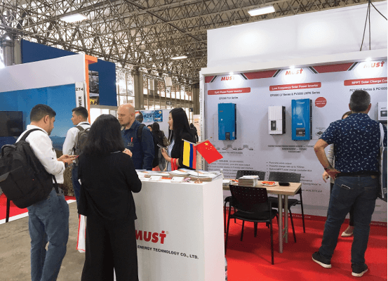 MUST POWER HAS A SUCCESSFUL END ON 2019 – ExpoSolar COLOMBIA in Medellin