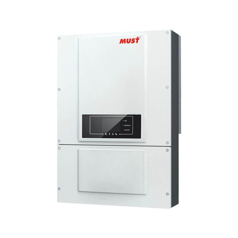 PH5000 Series Three-Phase On Grid Solar Inverter (10-20KW)