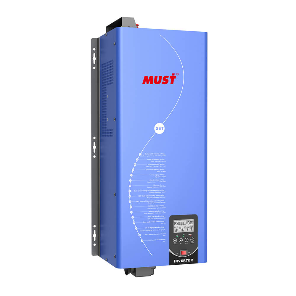 PV3300 TLV Series Low Frequency Split Phase Inverter Charger (1-6KW)