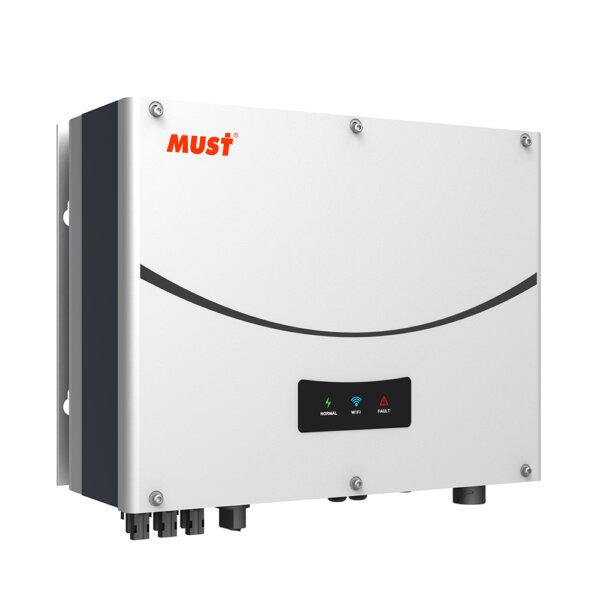 PH5000TM Series High Frequency On Grid Solar Inverter (4-15KW)