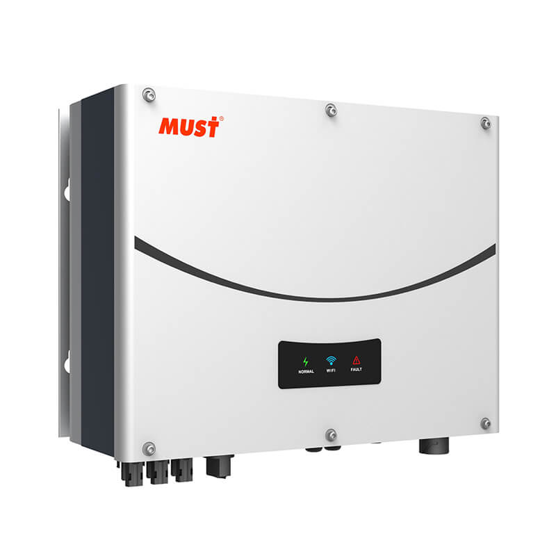 PH5000TM Series High Frequency On Grid Solar Inverter (7-15KW)