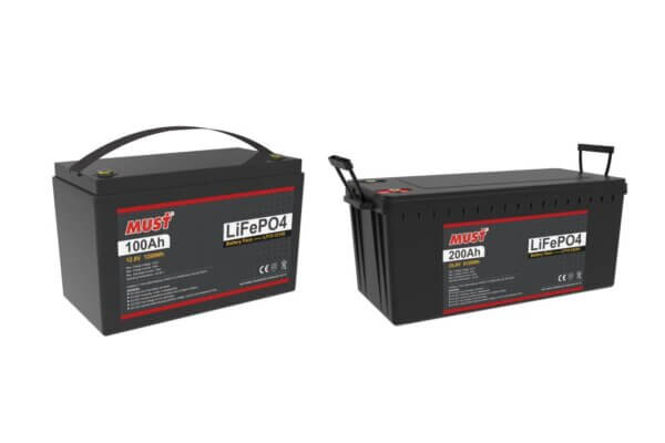 New Arrival! MUST Lithium battery for 2021!