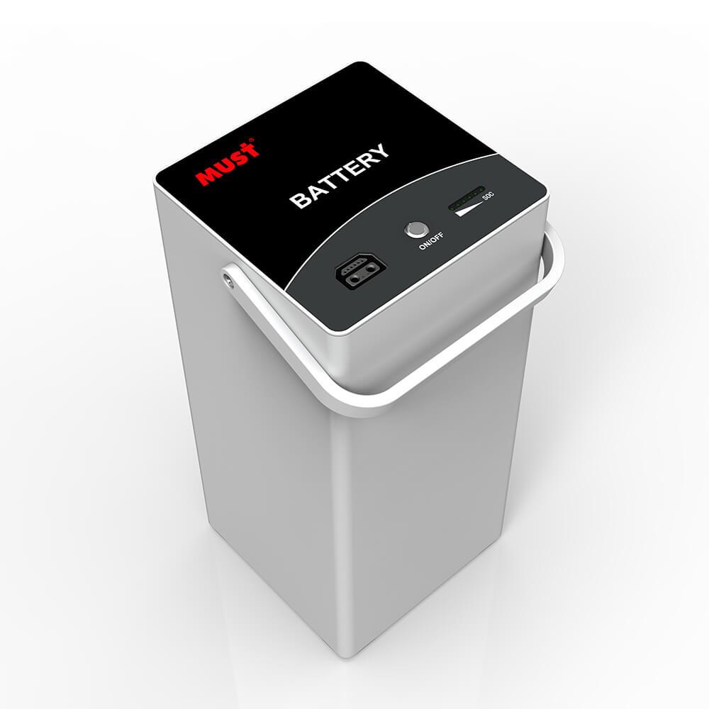 Lithium Iron Phosphate Battery LP20-4820 (51.2V/20Ah)