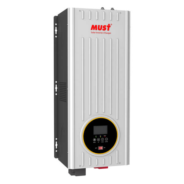 PV3000 VHM Series Low Frequency Solar Inverter/Charger (1-6KW)