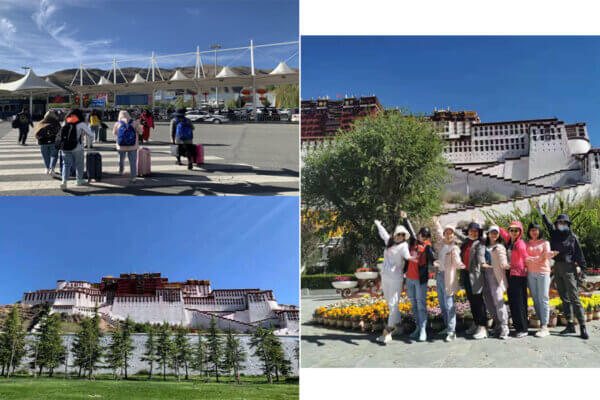 Release Pressure, MUST Family Starts a Fantastic Journey to Tibet