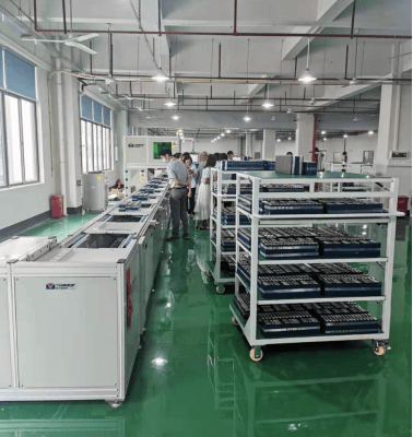MUST LITHIUM BATTERY PRODUCTION & SOLUTION